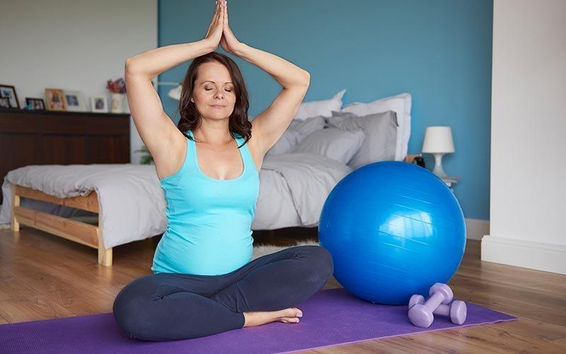 doğum öncesi hangi egzersizler yapılmalı
